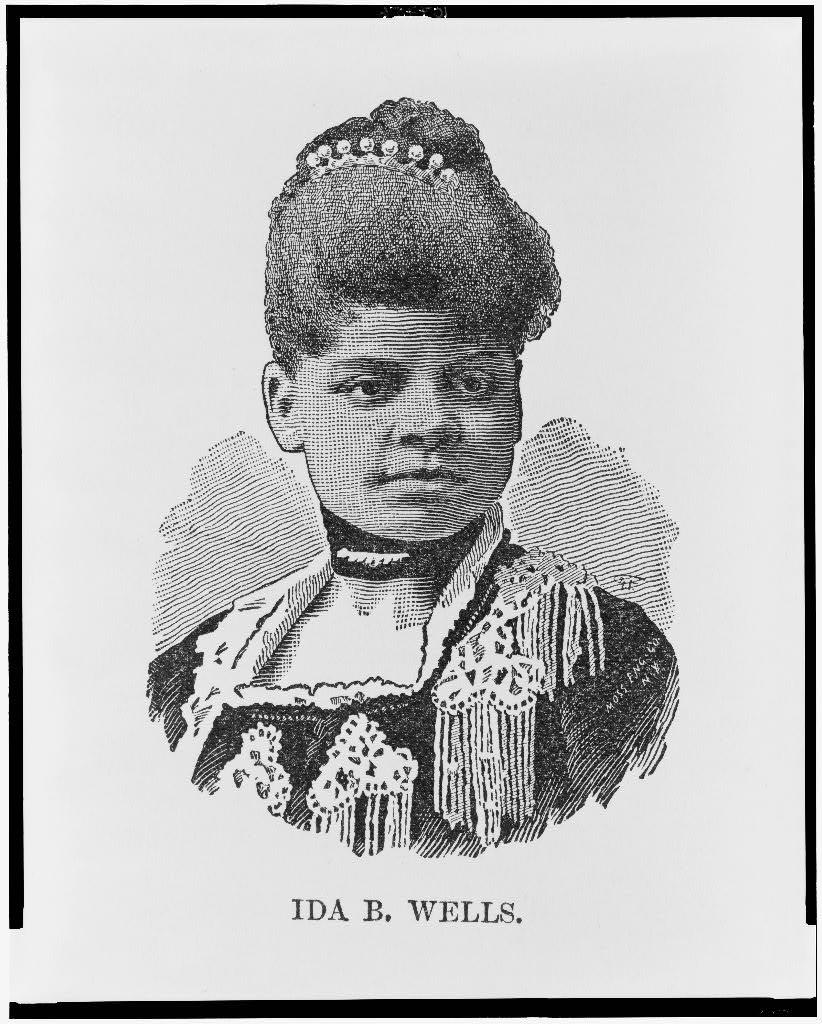 Ida B. Wells-Barnett. Library of Congress, Tennessee history, Civil War Tennessee – Tennessee Historical Society.